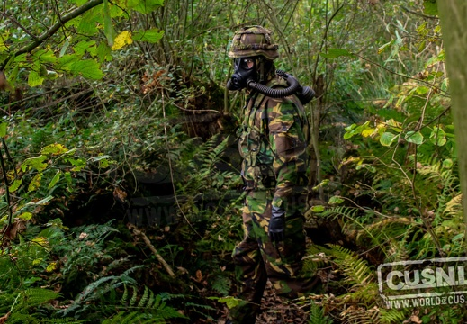 CBRN in the forest
