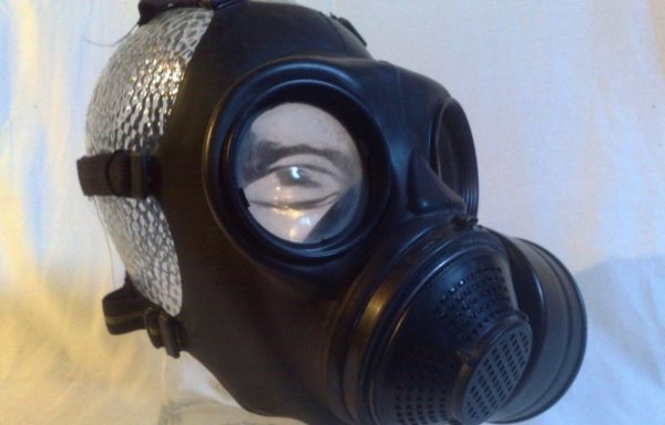 Dutch C3 Gasmask – Model 2