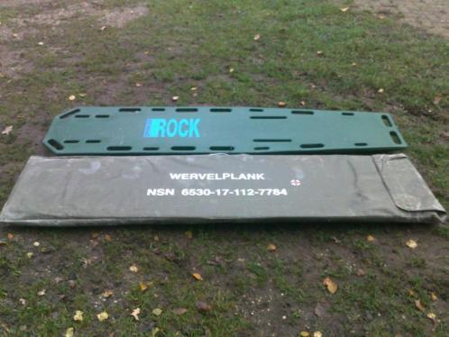 Spencer Rock Spineboard