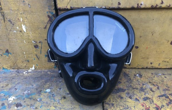 Moneyface dive mask